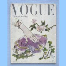 Vogue Magazine - 1947 - December